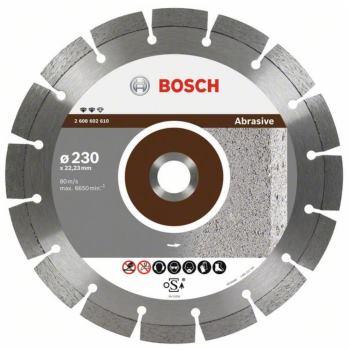 Diamanttrennscheibe Expert for Abrasive, 230 x 22,
