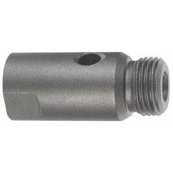 """Adapter für Diamantbohrkronen, Maschinenseite 1/2"""" 20UNF, Kronenseite G 1/2"""" BSP"""