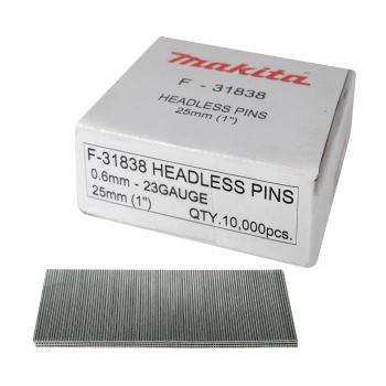 Stifte 0.6x25mm Edelstahl