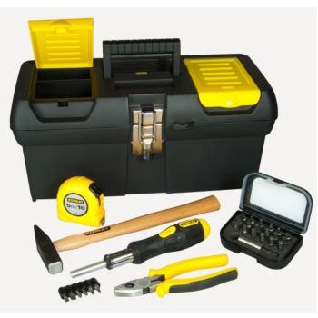 Werkzeugbox mit 5 Werkzeugen im Set