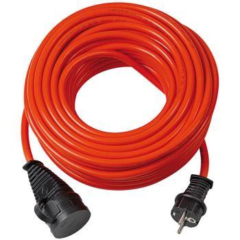Bremaxx Verlängerungskabel IP44 20m rot AT-N05V3V3-F 3G1,5