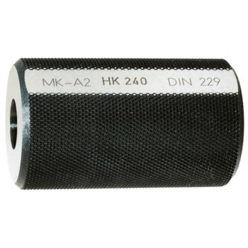 Kegellehrhülse für MK MK 3 ohne Lappen