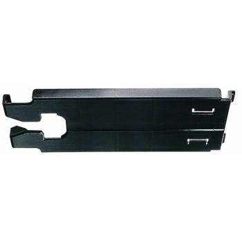 Kunststoffplatte zu Fußplatte, passend zu PST 650
