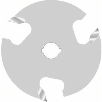Scheibennutfräser, 8 mm, D1 50,8 mm, L 4 mm, G 8 mm