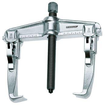 Schnellspann-Abzieher 2-armig 90x100 mm