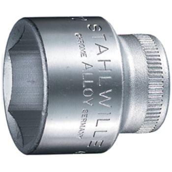 STAHWILLE Steckschlüsseleinsatz 22 mm 3/8 Inch DIN