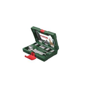 Bitsatz Bohrerset V-Line Box 48-teilig