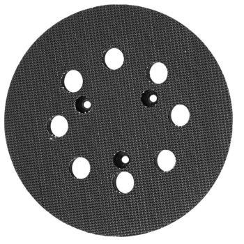 Schleifteller fuer Exz.. 125mm 8-Loch DT3600