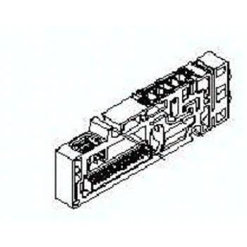 SV1000-50-2A-C3 SMC Einzelanschlussplatte