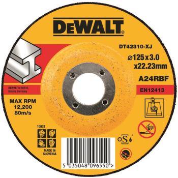 Standard Metall-Trennscheibe - gekröpft DT42310