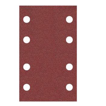 Schleifpapier, kletthaftend, PS 22 K Abm.: 80x133, Korn: 120