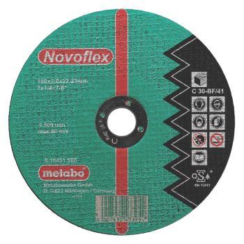 Novoflex 125x2,5x22,23 Stein, Trennscheibe, gekröp