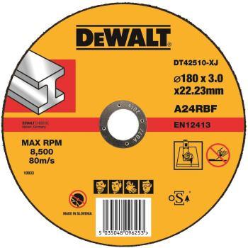 Standard Metall-Trennscheibe - gekröpft DT42510