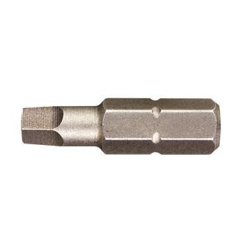 Innen-Vierkantbits 25mm Länge / Größe 3 DT7172