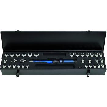 9x12mm Einsteck-Drehmomentschlüssel-Satz, 10-100Nm