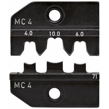 Crimpeinsatz für Solar-Steckverbinder MC4 (Multi-C ontact)