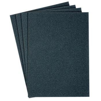 Schleifpapier-Bogen, wasserfest, PS 8 A Abm.: 230x280, Korn: 320