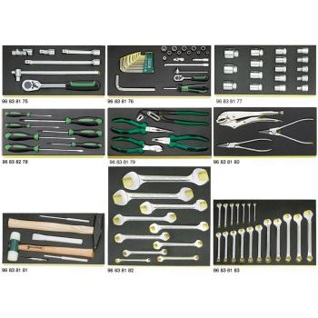 98830004 - TCS-Werkzeugsortiment