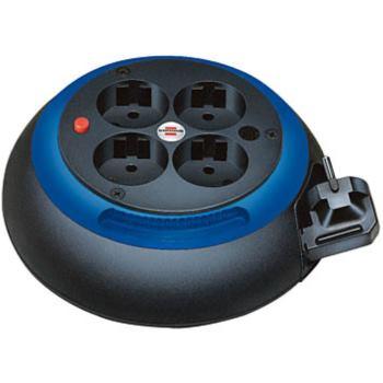 Comfort Line Kabelbox CL-S 4-fach schwarz/blau 3m