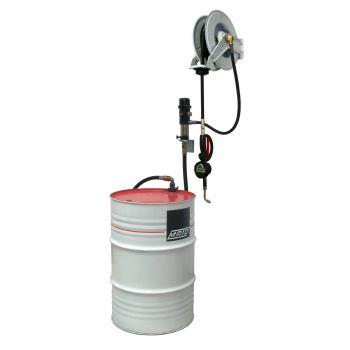 pneuMATO 3 - Wandmontage, eichfähig für 200 l Ölfä