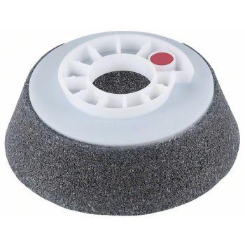 Schleiftopf, konisch-Stein/Beton 100 mm, 130 mm, 3