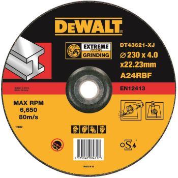 EXTREME Metall-Schruppscheibe - gekröpf DT43621