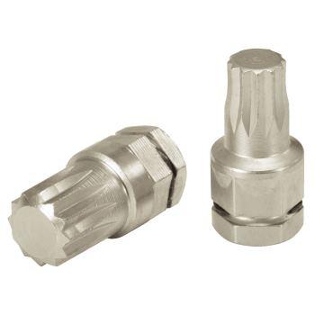 Micro Bit für Vielzahn-Schrauben, 23mm, 10mm 503.8