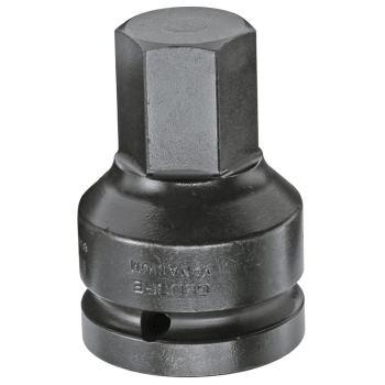 """Kraftschraubereinsatz 3/4"""" Innen-6-kant 17 mm"""