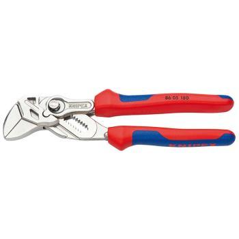 Zangenschlüssel Zange und Schraubenschlüssel in ei nem Werkzeug 180 mm