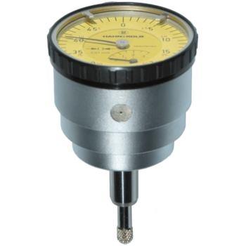 Messuhr mit rückwärtigem Taster 0,01 mm Skalenteil