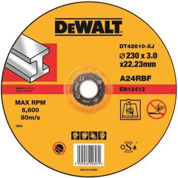 Standard Metall-Trennscheibe - gekröpft DT42610