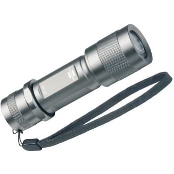 LuxPrimera 120 LED-Taschenlampe IP65 1x3W 80lm 3xA