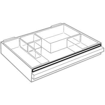 Schubladen Etiketten 6 Stück für Typ G 6 Stück