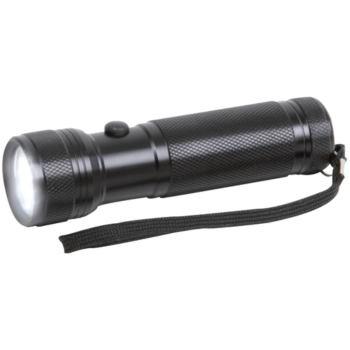 LED UV Handlampe mit 9 weißen und 3 UV LED farbe s