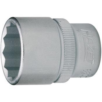 """Steckschlüsseleinsatz Ø 19 mm 3/8"""" Zoll DIN 3124 Doppelsechskant"""