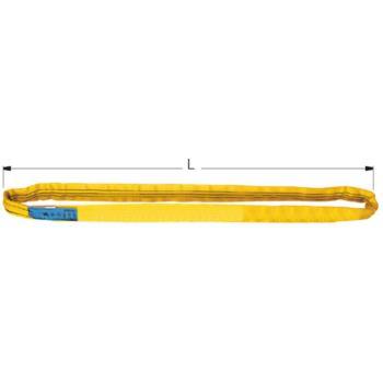 Rundschlinge Supra Plus 1000 1000 kg Traglast 6 m