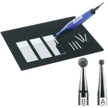 Ersatz-Schreibspitzen für Glas