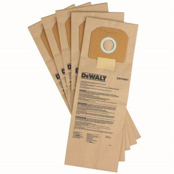 Papier-Staubbeutel - 5 Stück DWV902M/L DWV9401