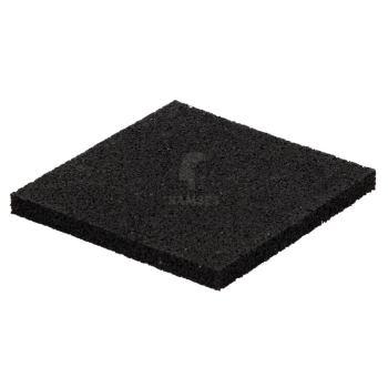 Gummi-Pad für Terrassen-Unterkonstruktion 90x90x8 1 St.