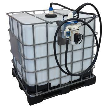 AdBlue® Membranpumpe SB 34-IBC für IBC-Container m
