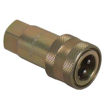 ZSA-Hydraulikkupplung mit Schlauchtülle ISO Norm 7