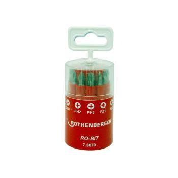 ROBIT Rundbox, 10teilig m.Magnethalter