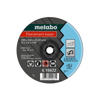 Flexiamant super 230x6,0x22,23 Inox, Schruppscheib