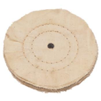Schwabbelscheibe 200x20 mm, Flanell