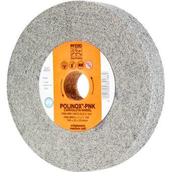 POLINOX®-Kompaktschleifrad PNK-MW 15025-25,4 SiC F