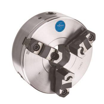 ZSU 160, KK 5, 3-Backen, ISO 702-2, Grund- und Aufsatzbacken, Stahlkörper