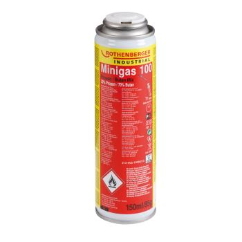 Minigas 100 - 150ml - Version A