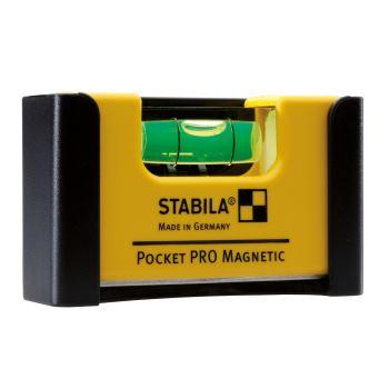 Miniformat-Wasserwaage Pocket Pro Magnetic/ 7,2cm