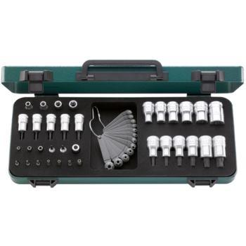 Steckschlüssel 1/2 Inch 35-teilig TORX