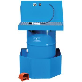 Teilereinigungsgerät mit geringem Platzbedarf LxBx
